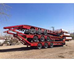 Lowbed Trailers 3 Axles