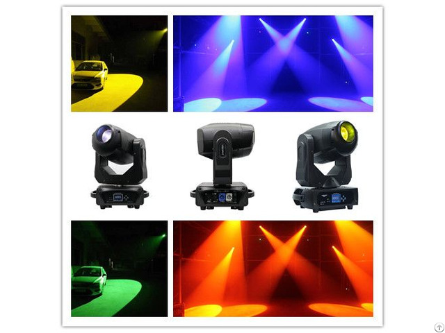 High Quality China Dj Club Event Party Stage Dmx 180w Led Moving Head Spot Light