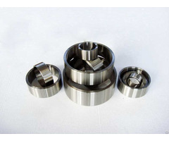 Forged X120mn12 Bushing For Port Grab