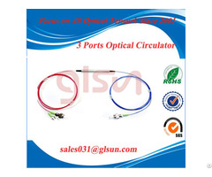 Glsun Fiber Optic Circulator