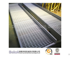 High Bearing Capacity Aluminium Walkway Gratings For Industry