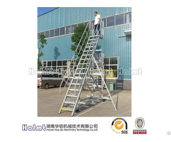 The Folding Aluminium Ladders For Industry