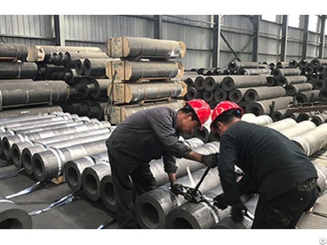 Supply 550 800mm Rp Graphite Electrode