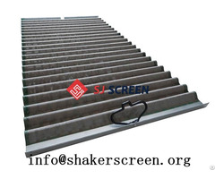 Pyramid Shaker Screen
