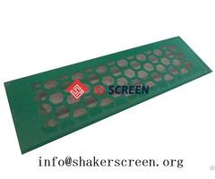 Steel Frame Shaker Screen