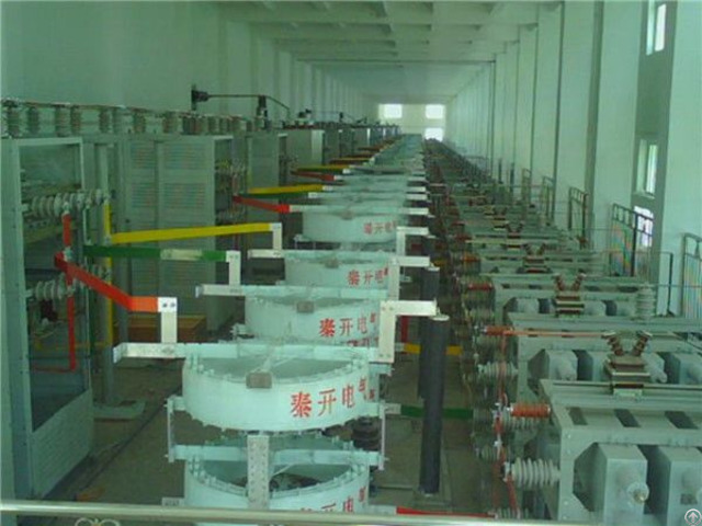 Dry Air Core Filtering Reactor High And Medium Voltage