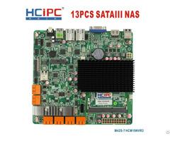 Hcipc M42s 6 And 7 Hcm19nvr3 Intel J1900 13sata3 Nas Motheboard Mini Itx Motherboard