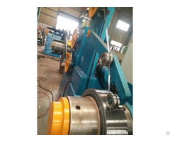High Quality Paper Tube Strip Rewinding Machine