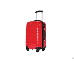 Hot Selling High Quality Oem Item Abs And Pc Trolley Luggagge