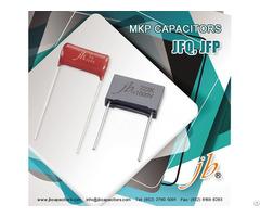 Jfq High Voltage Box Type Metallized Polypropylene Film Capacitor