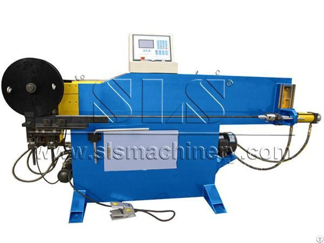 Semi Automatic Vertical Tube Bender