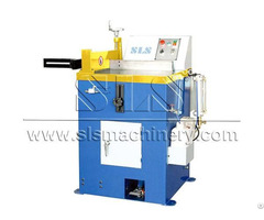 Semi Auto Copper Aluminum Cutting Machine