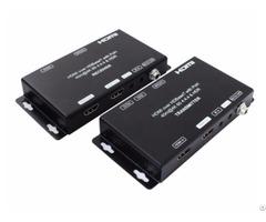 Hdbaset Ultra Slim Extender Kit 4k60hz Hdr Up To 40m