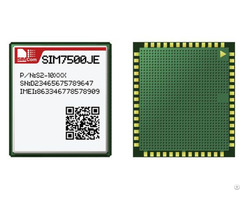 Simcom Multi Band Cat1 4g Lte Module Sim7500je