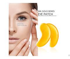24k Gold Under Eye Collagen Mask
