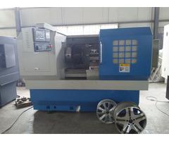 Diamond Cut Wheels Machines Ck6166a Cnc Wheel Repair Lathe