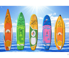 Sunshine Inflatable Sup Borad Isup Paddle Board
