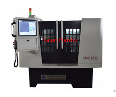 Cnc Alloy Wheel Repair Lathe Machine Ck6160w