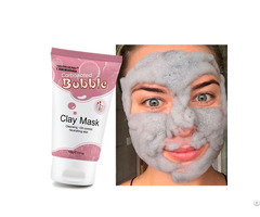 Deeply Cleansing Carbonated Bubble Clay Mask