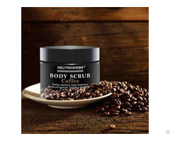 Best Coffee Body Scrub For Cellulite