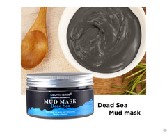 Dead Sea Mud Mask For Full Body Detoxify