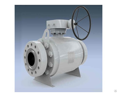 Trunnion Mounted Forged Steel Ball Valve