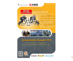 Automechanika Shanghai 2018 Invitation China Lutong About Fuel Injection Pump System
