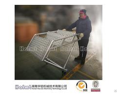 Lightweight Aluminium Step Ladders For Construction