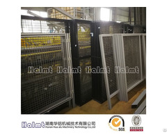 Aluminum Safety Fence For Industry