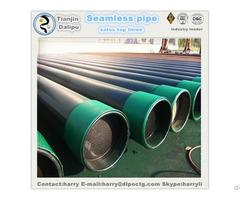 Stainless Steel Casing Pipe Api5ct K55 Ltc Thread