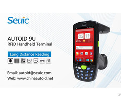 Rfid Handheld Mobile Computer Terminal With Wifi 4g Autoid 9u