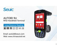 Rfid Handheld Mobile Computer Terminal With Wifi 4g Autoid 9u