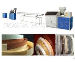 Plastic Wood Edge Band Machine
