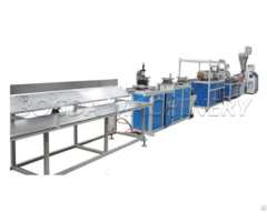 Pvc Plastic Protection Corner Bead Production Line