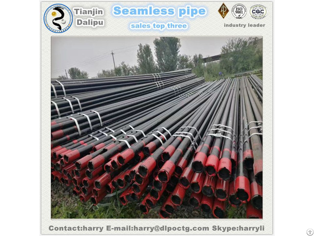 Octg Api5ct Factory Supply Hot Rolled Fox Tube Api Casings Pipe
