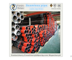 Api 5ct Casing And Tubing Oil Well Drill Steel Pipe For Gas Project