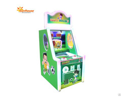 Indoor Amusement Machines Kids Play Coin Up Arcade Ball Shooting Games