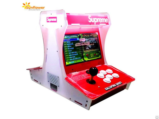 Mini Arcade Game Retro Machine 2p Video Amusement Games