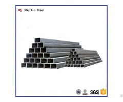 Carbon Steel Hot Rolled Welded Square Pipe For Construction