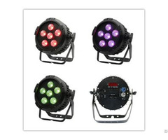 6x20w Rgb 3in1 Cob Led Par Light