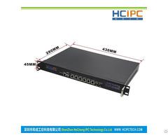 Hcipc B205 2 Hcl Sb75 6l2fspb Intel B75 82583v 82574l 6lan Firewall System 1u Router