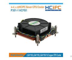 Hcipc P301 1 Hcfb1 Socket Lga115x Lga2011 Lga1366 Cpu Cooler Computer Fans