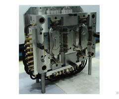 China Plastic Mould Injection Mold Maker