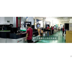 The Quality Precision Mold Parts Processing In Yize Mould