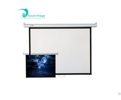 Auto Lock Projector Screen
