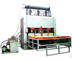 Hydraulic Short Cycle Melamine Lamination Press Machine