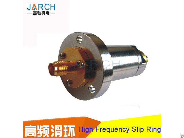 Video Slip Rings And Cable Combined High Frequency Signal Conductive Slipring