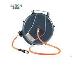 Retractable Hose Reel Auto Expansion Electrics Small Air Water Spring Cable Reels