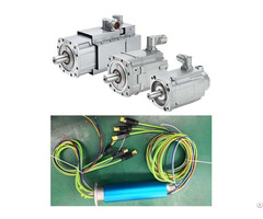 Servo Motor Encoder Slip Ring For Yaskawa Servomotor Connector
