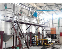 Small Scale Palm Oil Refinery Plant Fro Sale